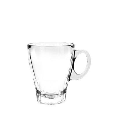 Ocean Caffe Americano Mug Set Of 6 - 12 Oz