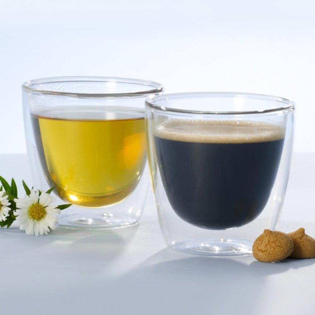 VILLEROY & BOCH Artesano Hot & Cold Beverage Medium Tumbler Set of 2 - Clear