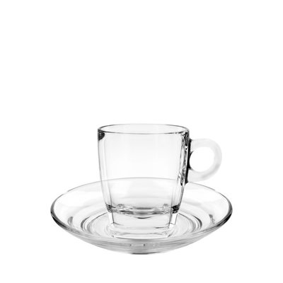 Ocean Caffe Cappuccino Cup Only Set Of 6 - 7 Oz
