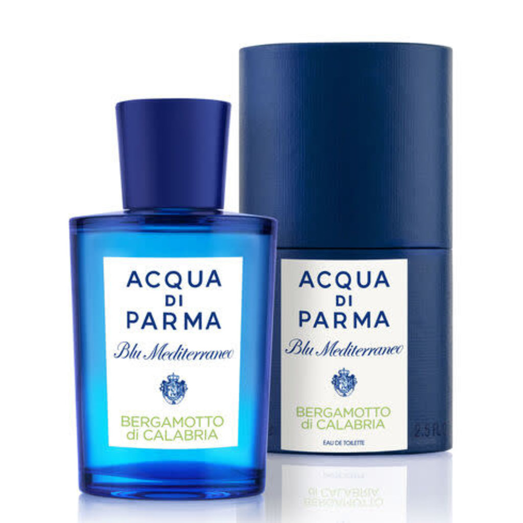 ACQUA DI PARMA Bergamotto Di Calabria Eau De Toilette Natural Spray 75 Ml
