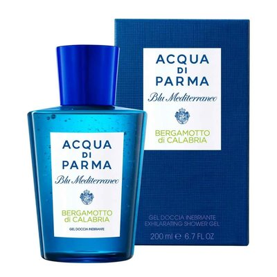 ACQUA DI PARMA Bergamotto Di Calabria Shower Gel 200 Ml