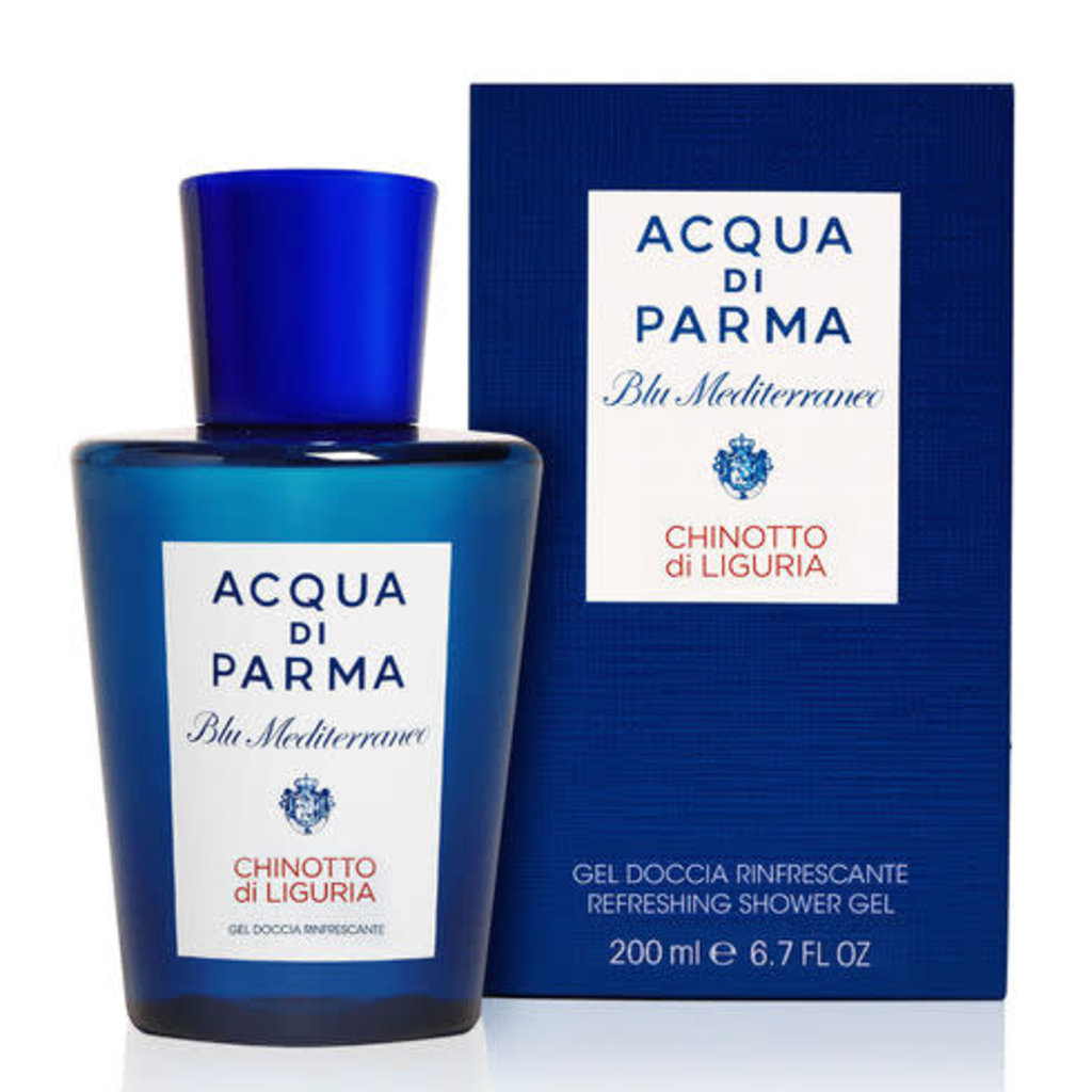 ACQUA DI PARMA Chinotto Di Liguria Shower Gel 200 Ml