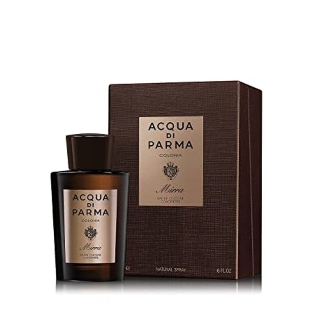 ACQUA DI PARMA Colonia Mirra Eau De Cologne Natural Spray 180 Ml
