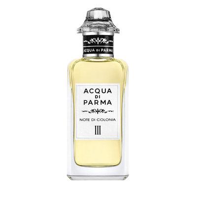 ACQUA DI PARMA Note Di Colonia Iii Eau De Parfum 150 Ml