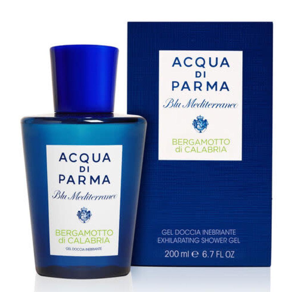ACQUA DI PARMA Bergamotto Di Calabria Shower Gel 200 Ml