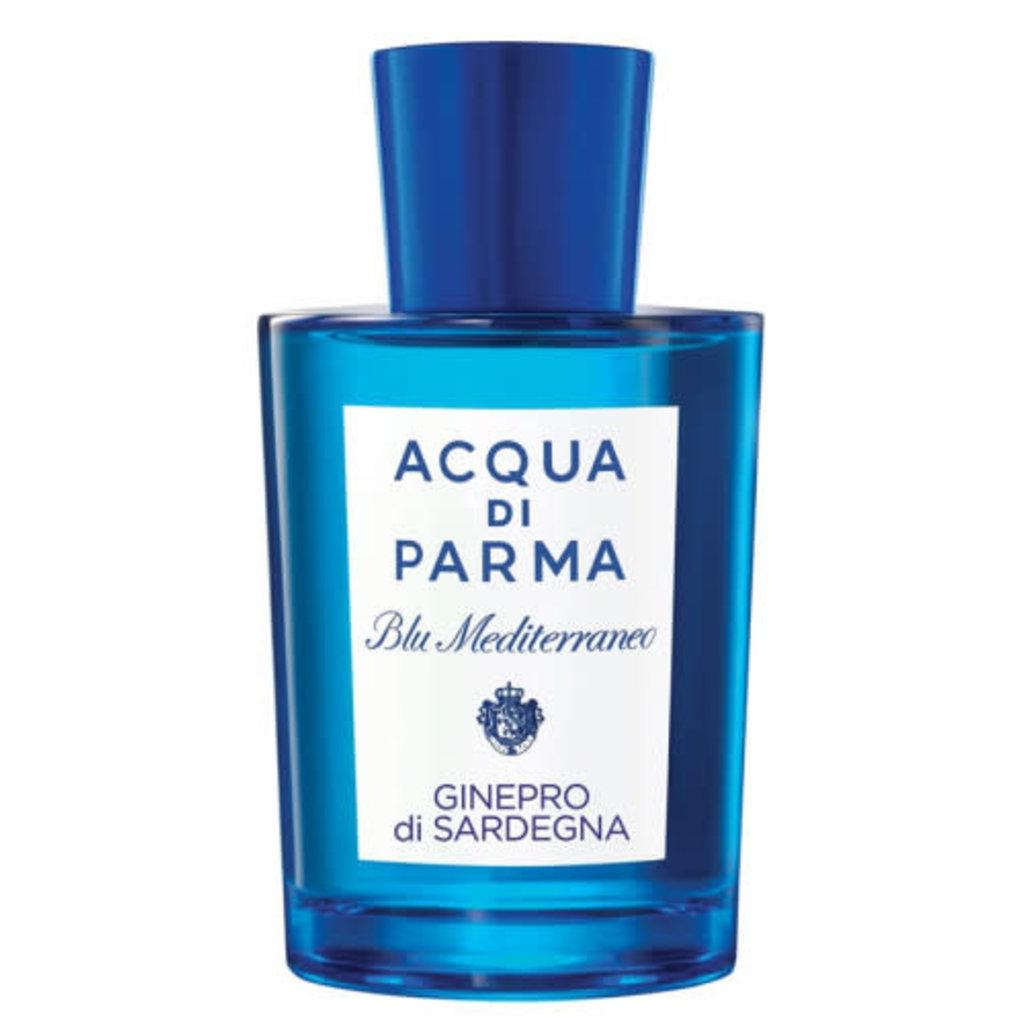ACQUA DI PARMA Blu Mediterraneo Ginepro Di Sardegna Eau De Toilette Natural Spray 150 Ml