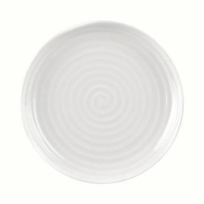 "PORTMEIRION Sophie Conran Blanc Coupe Assiette - 6.5"""