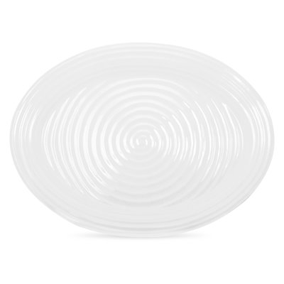 PORTMEIRION Sophie Conran Large Turkey Platter 20 In