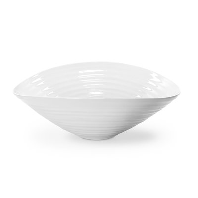 PORTMEIRION Sophie Conran Large Salad Bowl 13 In