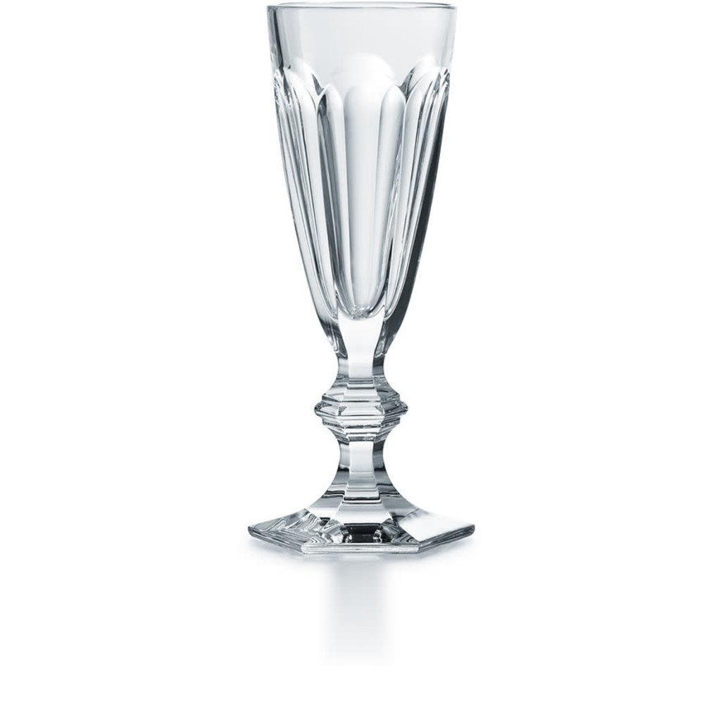 BACCARAT Harcourt 1841 Champagne Flute 7'' H - 4 Oz