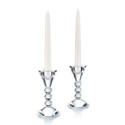 BACCARAT Vega Candlestick 135 Set/2