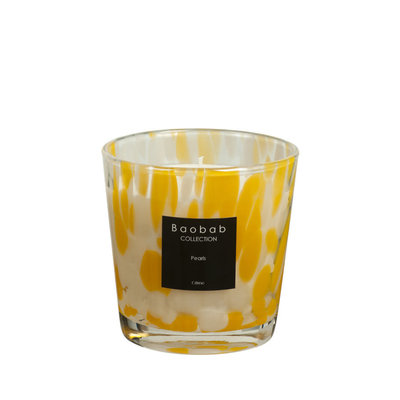 Baobab COLLECTION Critine Pearls Candle Max One