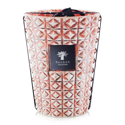 Baobab COLLECTION Modernista Ceramica Volcan Candle Max 24