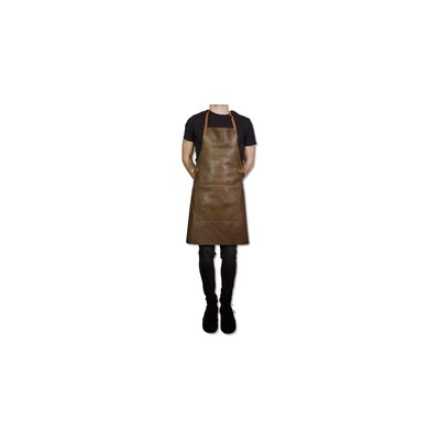 Amazing Apron Bbq Style Vintage Brown
