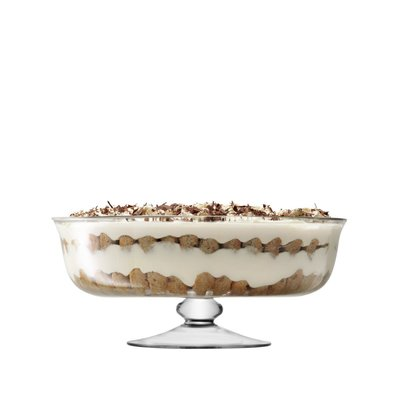 LSA Serve Dessert Comport Clear 31 Cm