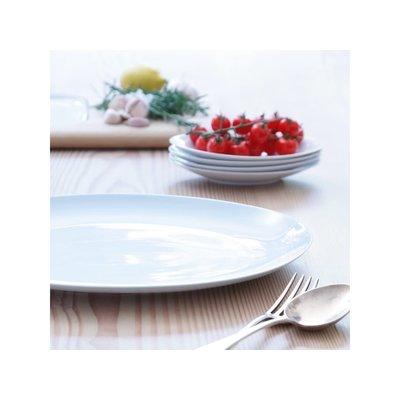 LSA Dine Oval Platter 42 Cm