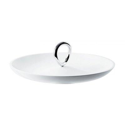 CHRISTOFLE Vertigo Bol / Centre De Table En Corian 42 Cm