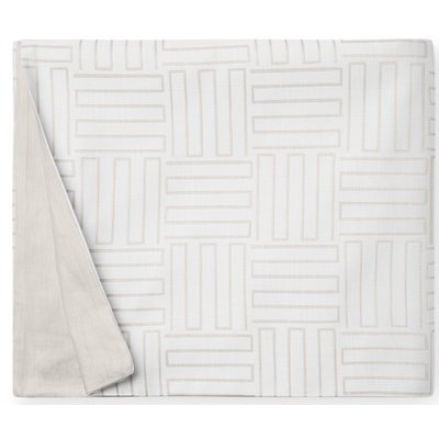 SFERRA Andello 3480 Queen Duvet Cover Latte 88 X 92''