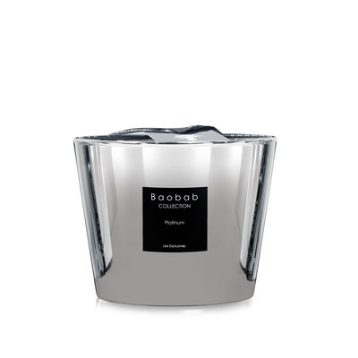 Baobab COLLECTION Les Exclusives Platinum Candle Max One