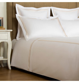 FRETTE Hotel Cruise Queen Bedset White / Beige 240 X 305''
