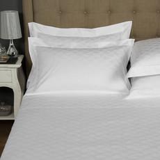 FRETTE Riviera Couvre-Oreiller Standard Blanc 20 X 28''