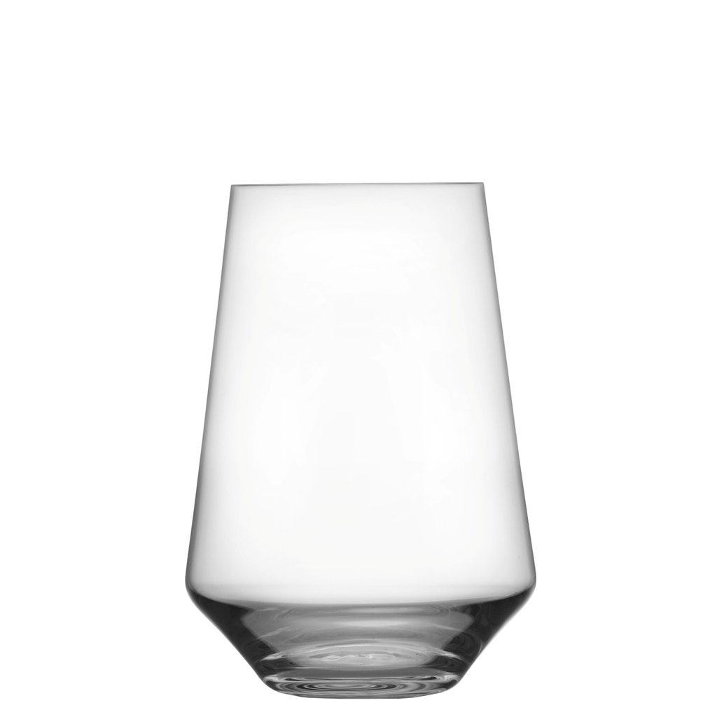 SCHOTT ZWIESEL Tritan Pure Stemless Wine Gobelet Bordeaux 18.5 Oz Ensemble/6