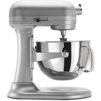 KITCHENAID Pro 600 Stand Mixer Nickel Pearl