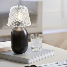 BACCARAT Baby Candy Light Nomadic Lamp Iec Black
