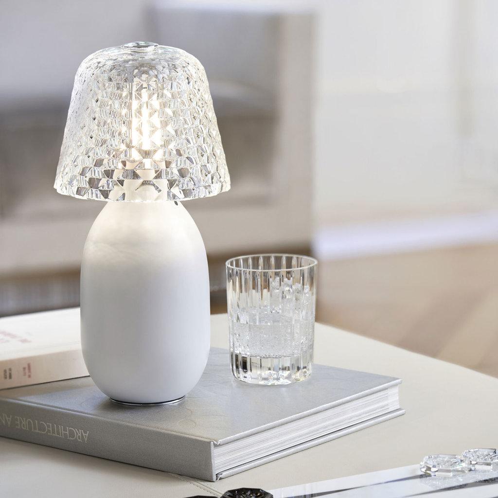 BACCARAT Baby Candy Light Nomadic Lamp Iec White