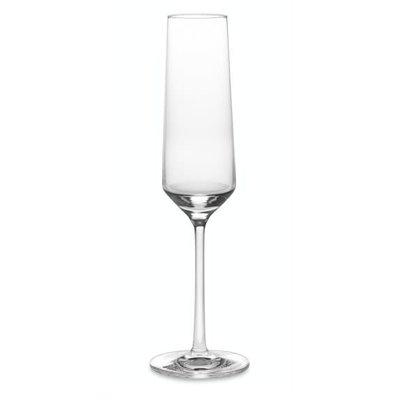 SCHOTT ZWIESEL Tritan Pure Flûte à Champagne 7.1 Oz Ensemble/6