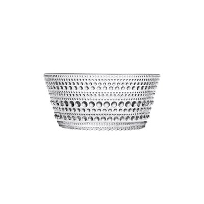 IITTALA Kastehelmi Bowl Clear 7.75 Oz