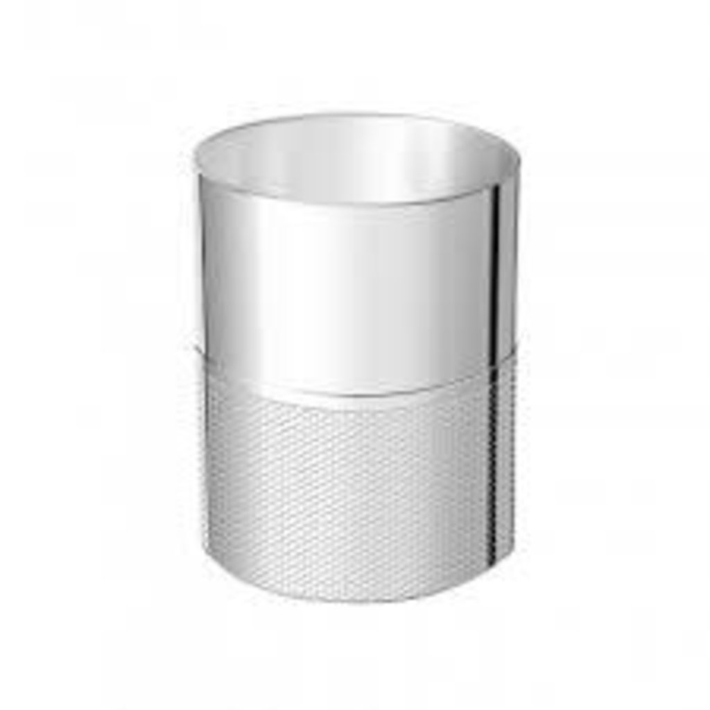 CHRISTOFLE Silver- Plated Madison 6 Pencil Holder