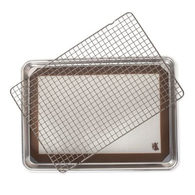 FOX RUN Cookie Baking 3 Piece Set 18 X 13''