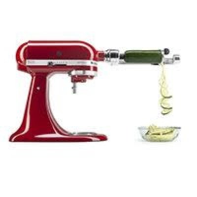 KITCHENAID Spiralizer Attachment With Peel Core & Slice