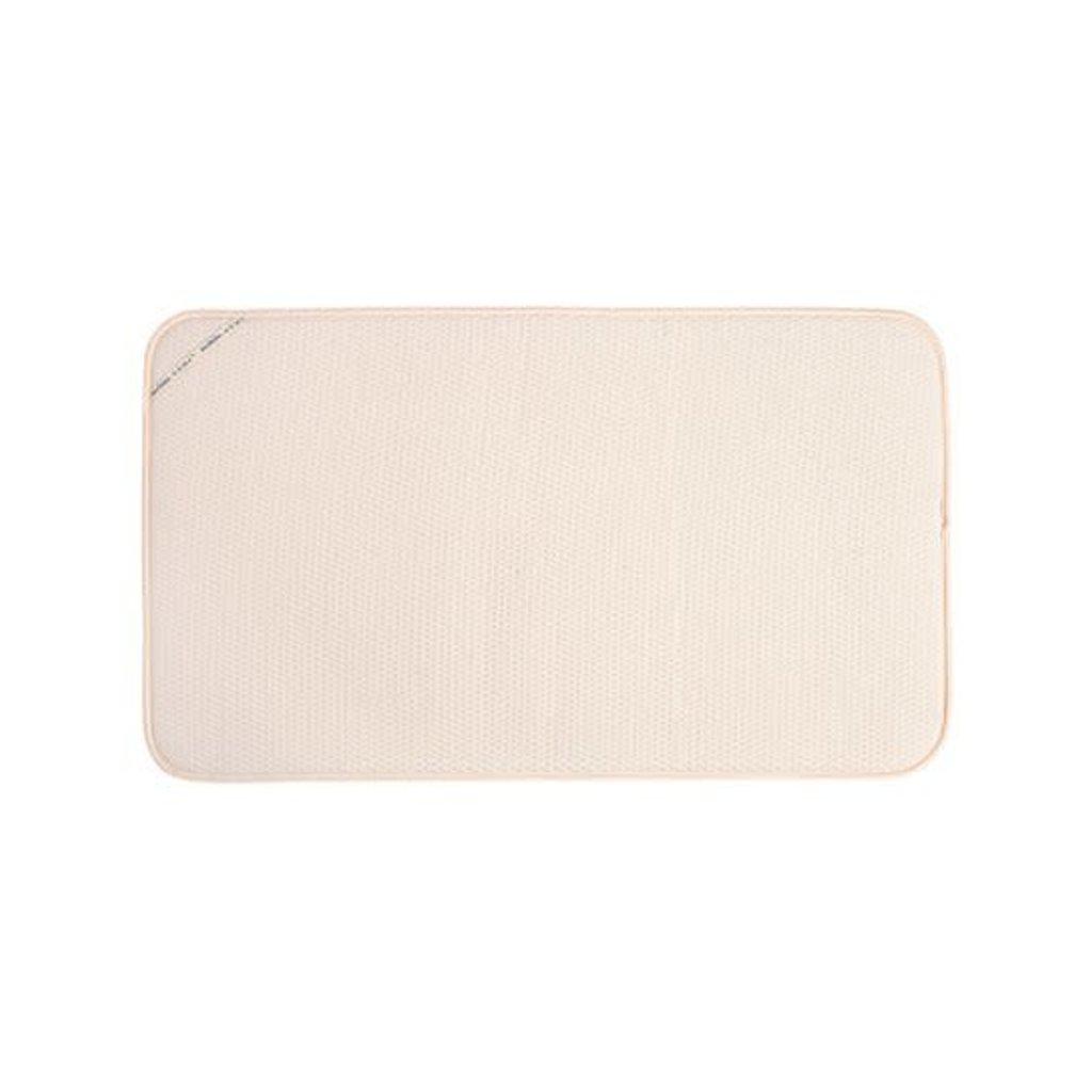 FOX RUN Jumbo Dish Drying Mat (Cream)