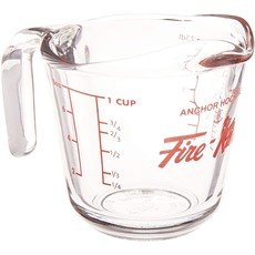 FOX RUN Tasse à Mesurer 1 Tasse 8Oz./250Ml