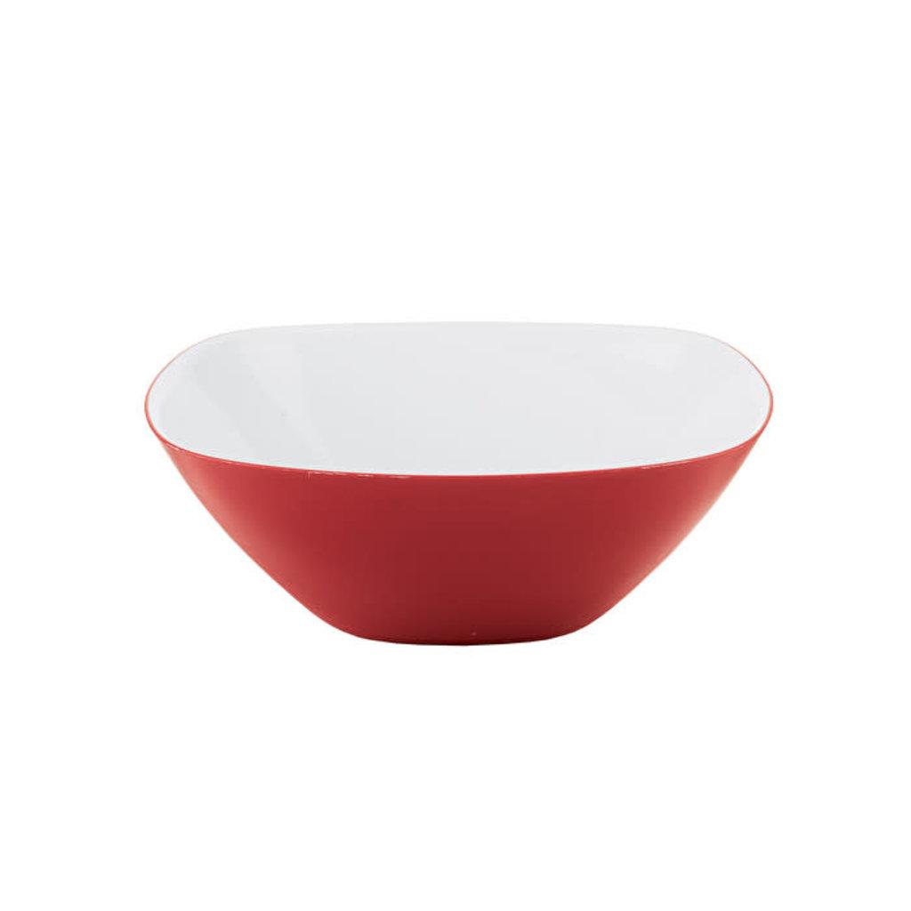 GUZZINI Bol Bicolore Vintage Plus - Blanc / Rouge
