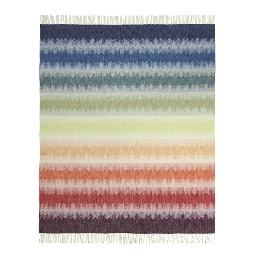 MISSONI HOME Walt Throw 55X75 In. (Color 100)