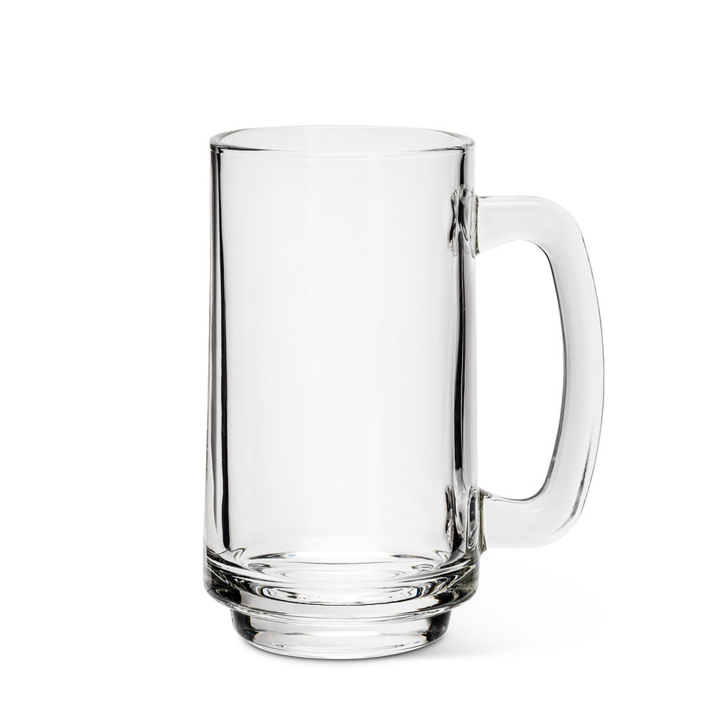 "ABBOTT Straight Side Beer Mug-5.5""H(12Oz)"