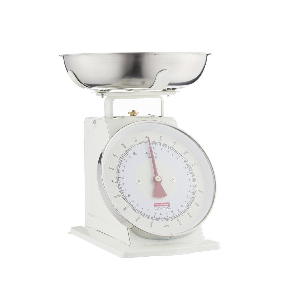 Living Scale Cream 4Kg/8Lbs Cap.