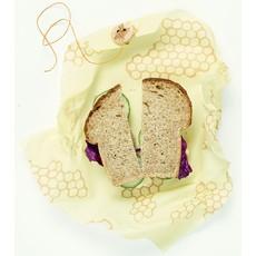PORT-STYLE Bee-Hive Wrap Sandwich