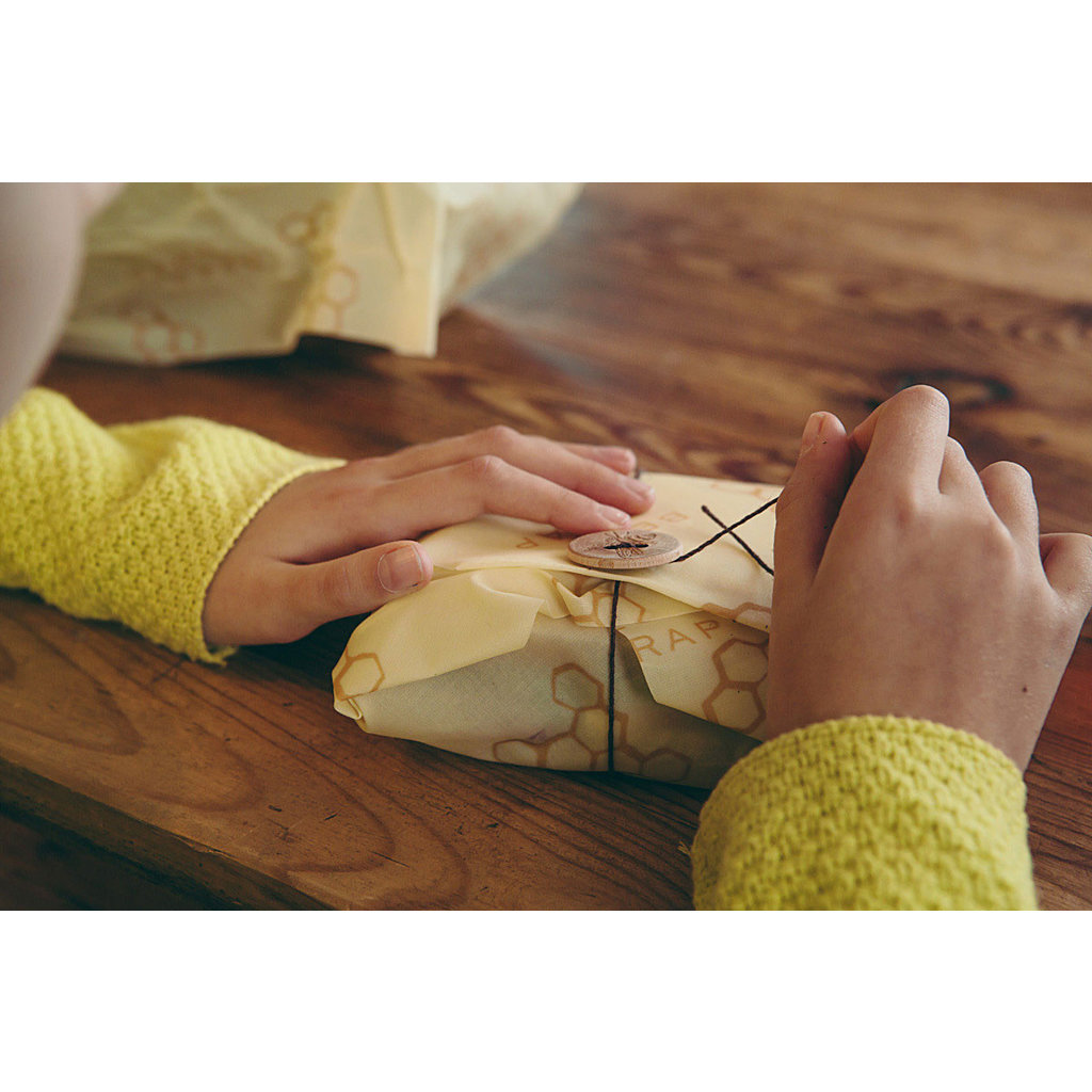 PORT-STYLE Bee-Hive Sandwich Wrap