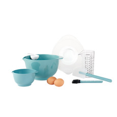 PORT-STYLE Margrethe Baking Set 7/St Blue