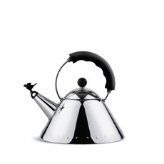 ALESSI Kettle Bird Shpd Whistle M.B.