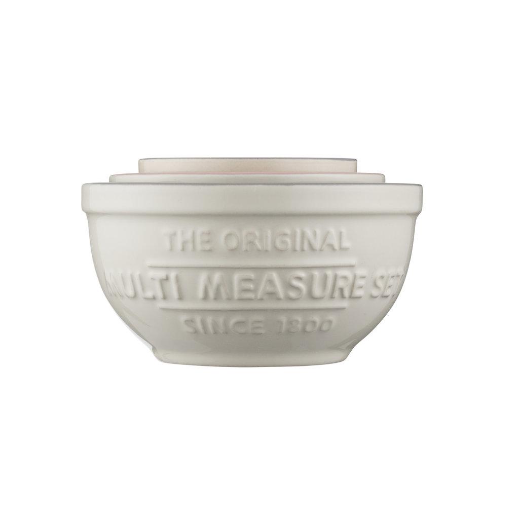 PORT-STYLE Mason Cash Innovative Measuring Cups 6 Pieces