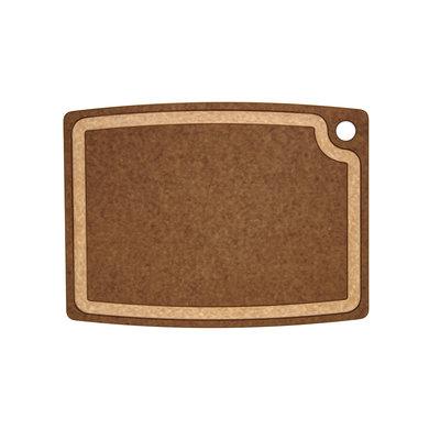"EPICUREAN Gourmet Series Cutting Board Nutmeg / Naturel 17.5 X 13"""