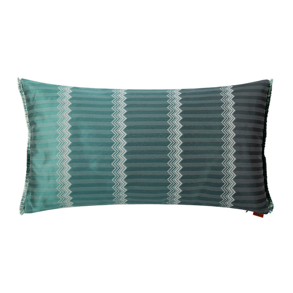 MISSONI HOME Wells Coussin 12x20 in. (Couleur 174)