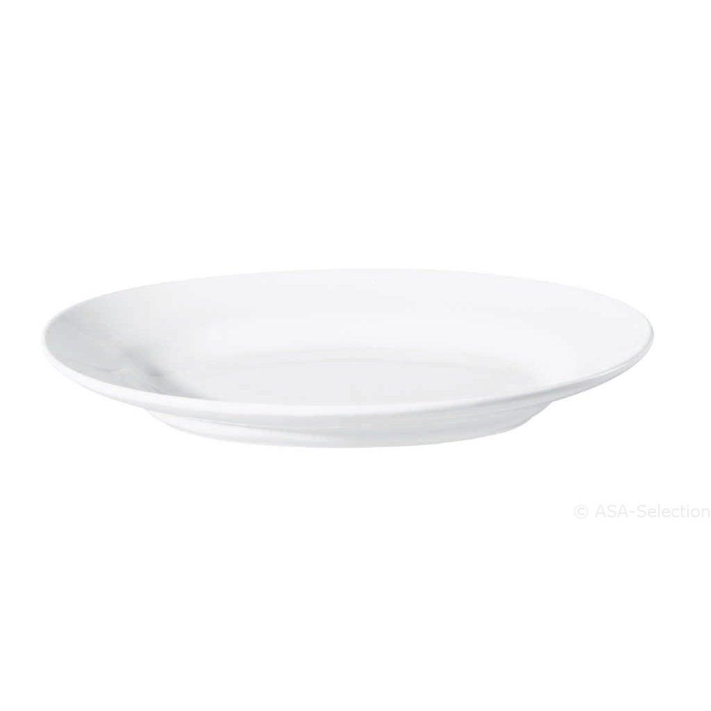ASA GERMANY Grande Deep Oval Platter 44,5x34,5 cm