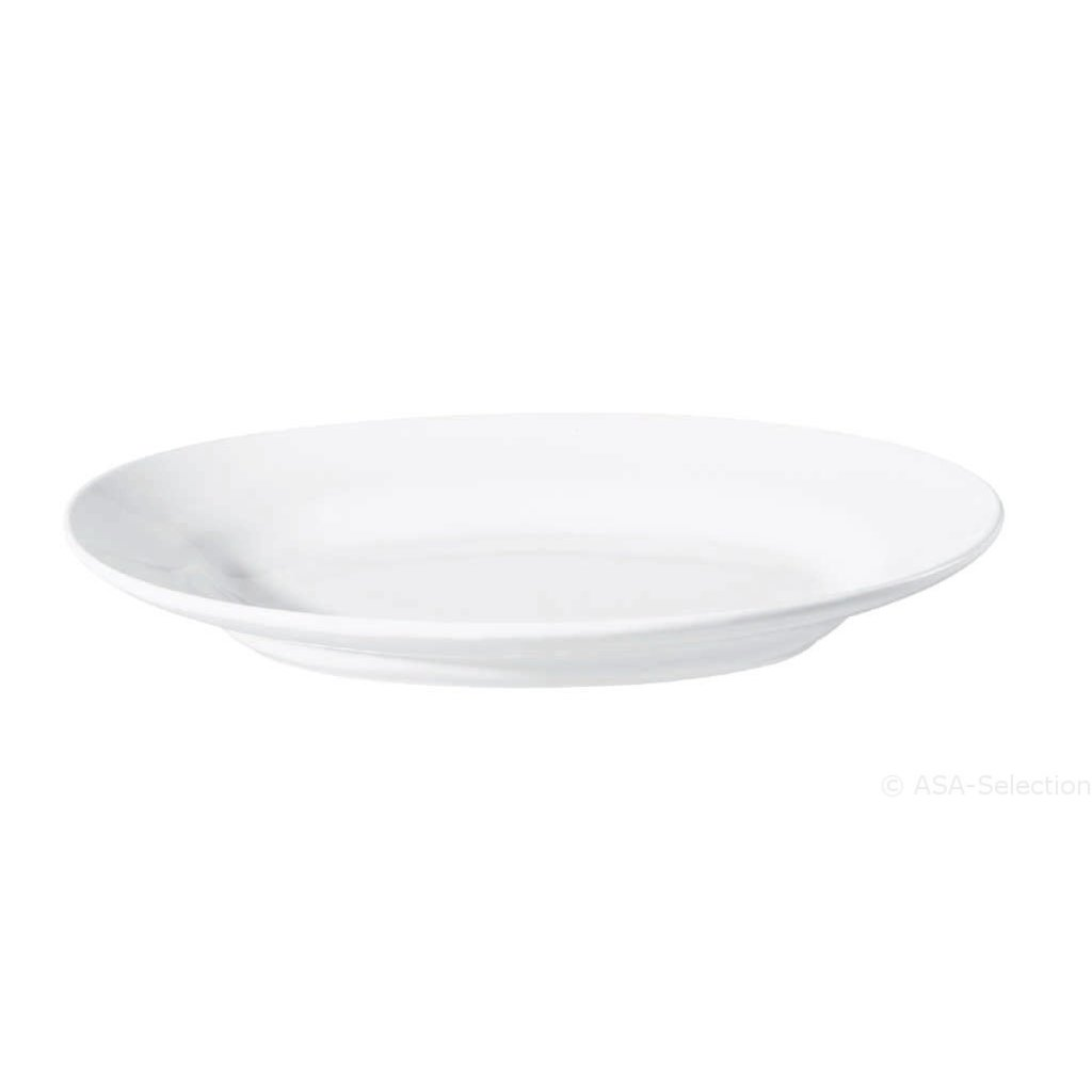 Grande Deep Oval Platter 44,5x34,5 cm