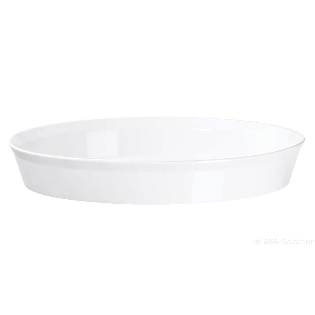 ASA GERMANY Poletto Gratin Dish, Oval 48x32x7,5cm